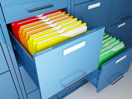 color coded files