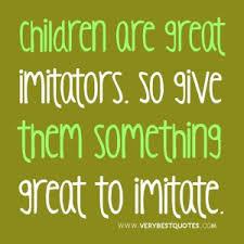 2013-11-25 children are great imitators