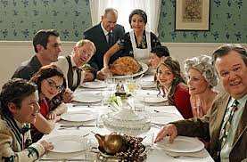 Modern Family Thanksgiving